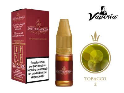 Tobacco 2 lichid tigara electronica Smith&Blawkins Red