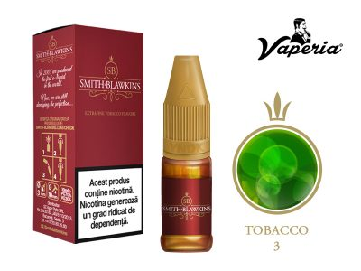 Tobacco 3 lichid tigara electronica Smith&Blawkins Red