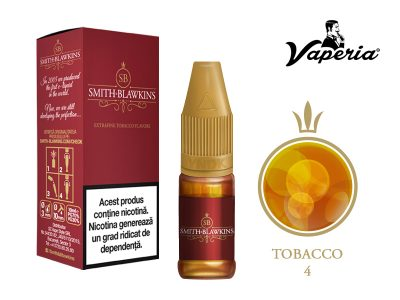 Tobacco 4 lichid tigara electronica Smith&Blawkins Red