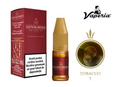 Tobacco 5 lichid tigara electronica Smith&Blawkins Red