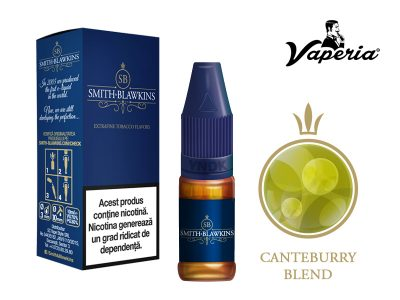 Canteburry lichid tigara electronica Smith&Blawkins Blue