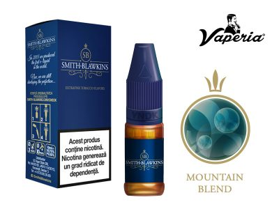 Mountain Blend lichid tigara electronica Smith&Blawkins Blue