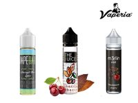 "Pachet ""Cherry Tobacco"" - 3 x Lichide The Juice / Vapebar / M3rlin Mist"